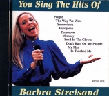 CD(G) PLAY BACK POCKET SONGS HITS OF BARBRA STREISAND (livret paroles inclus)