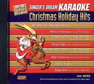 CD(G) PLAY BACK CHRISTMAS HOLIDAY HITS  (Livret paroles inclus)