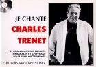LIVRET PAROLES JE CHANTE CHARLES TRENET (avec accords)