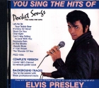 CD(G) PLAY BACK POCKET SONGS HITS OF ELVIS PRESLEY VOL.01 (livret paroles inclus)