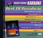CD(G) PLAY BACK BEST OF BROADWAY (Livret paroles inclus)