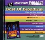 CD(G) PLAY BACK BEST OF BROADWAY (Livret paroles inclus)